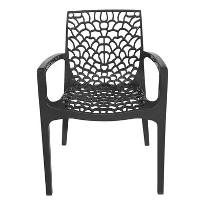 Arm Chair Finish: Anthracite