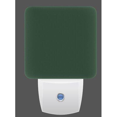 LED Night Light Color: Greenfrond