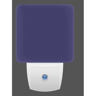 LED Night Light Color: Violet Sky