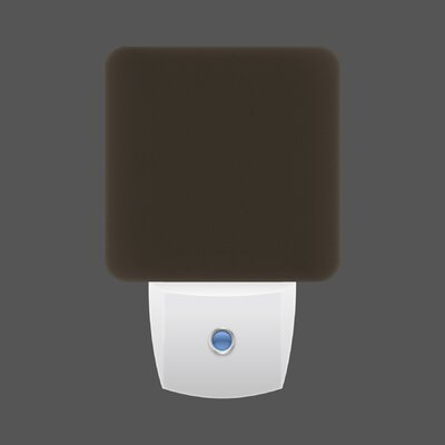 LED Night Light Color: Costabrown