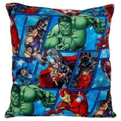 Avengers Indoor/Outdoor Throw Pillow