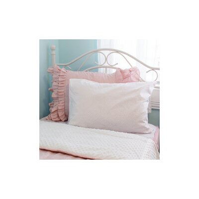 Vintage Blush Comforter Set Size: Twin