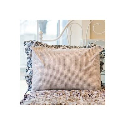 Lacey Lou Pillow Size: Queen