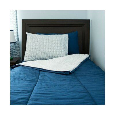 Nautical Navy Comforter Set Size: Twin