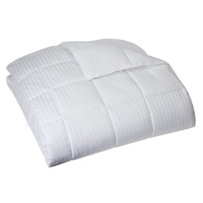 GoodNight Sleep� Down Alternative Comforter Size: King