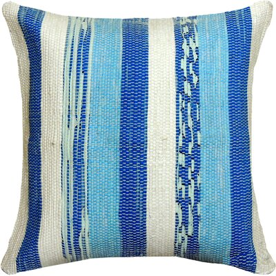 Spun Threads with a Soul� Maritime Handcrafted Throw Pillow