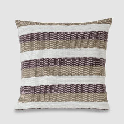Piercefield Spun Threads with a Soul� Autumn 100% Cotton Throw Pillow