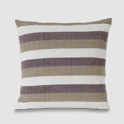Piercefield Spun Threads with a Soul Autumn 100% Cotton Throw Pillow