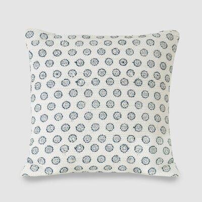 Boundary Bay Spun Threads with a Soul�ESun 100% Cotton Throw Pillow