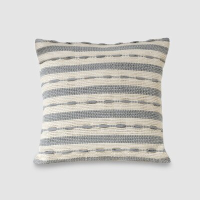 Lakin Spun Threads with a Soul� Old Bricks 100% Cotton Throw Pillow
