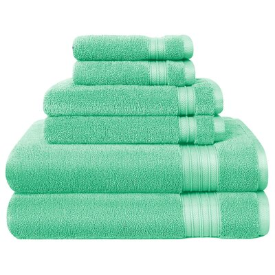 Hetherington Quick Dry 6 Piece Towel Set