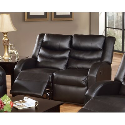 INF6651JB IFIN1027 Infini Furnishings Noah Reclining Loveseat
