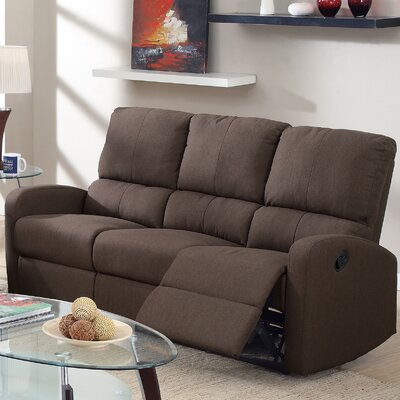 INF6740JB IFIN1052 Infini Furnishings Zen Reclining Sofa