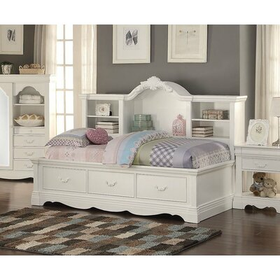 Twin Captians Bed with Storage