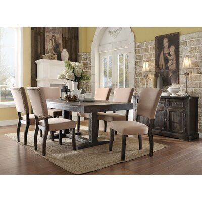 Isabella 7 Piece Dining Set