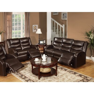 Liam Reclining Sofa and Loveseat Set