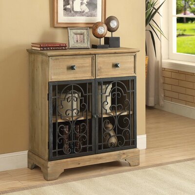 Natural Raw Rustic Accent Table