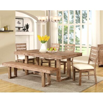 Underwood 6 Piece Dining Set