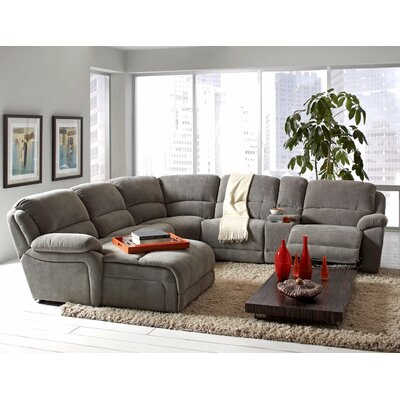 Infini Furnishings INF600017JB Sectional