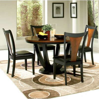 Mayer 5 Piece Dining Set