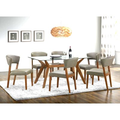 Josefine 7 Piece Dining Set