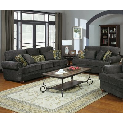 Norah Sofa and Loveseat Set