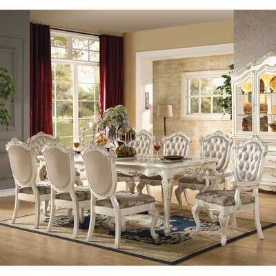 Bordeaux 9 Piece Dining Set