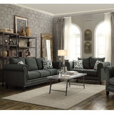 Rosemary Sofa and Loveseat Set