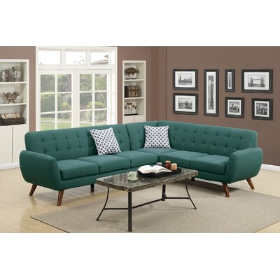 Sectional Upholstery: Laguna