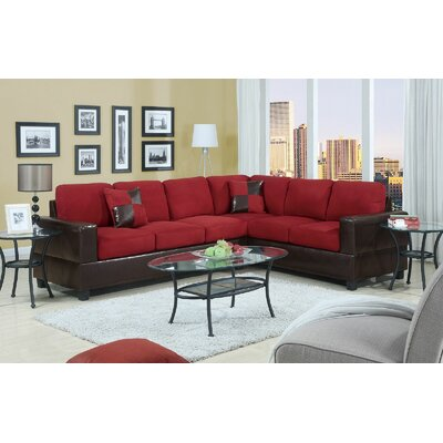 INF7638AJB Infini Furnishings Sectionals