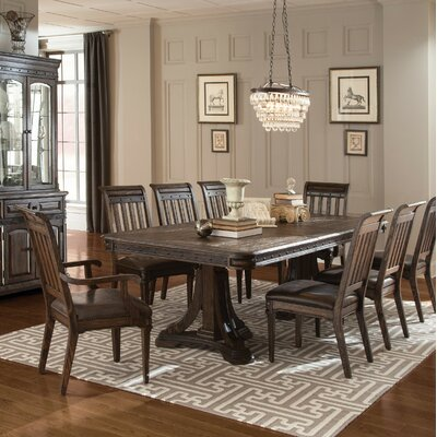 Heirloom 9 Piece Dining Set