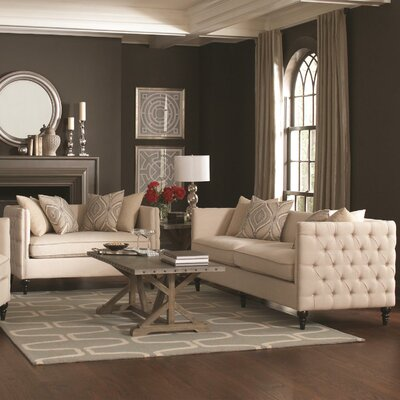 INC504891-2JB Infini Furnishings Living Room Sets
