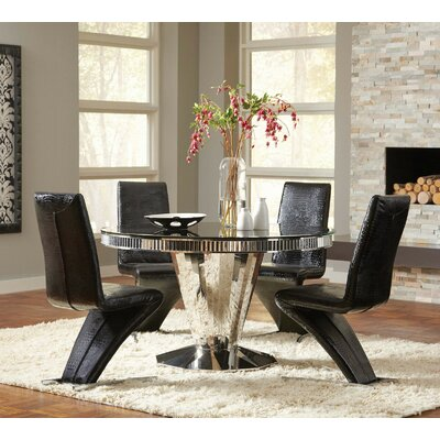 Fellini 5 Piece Dining Set