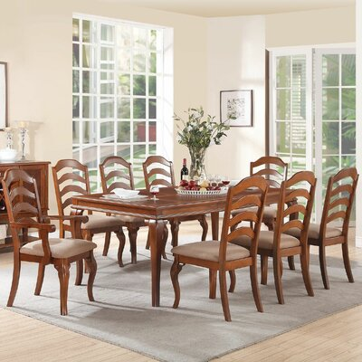Flavien 9 Piece Dining Set