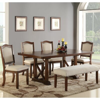 Amelie 6 Piece Dining Set