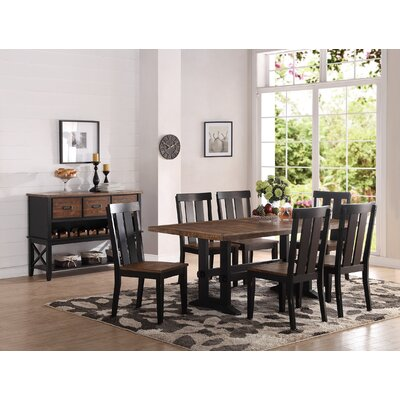Goodman 7 Piece Dining Set