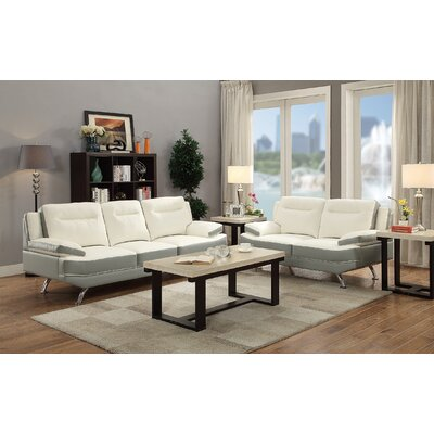 Bayhill Sofa and Loveseat Set