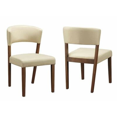 Sara Side Chair  Color: Cream Beige