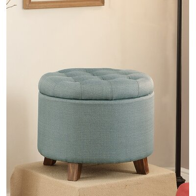Storage Ottoman Upholstery: Laguna