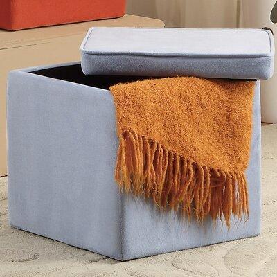 Storage Ottoman Upholstery: Breeze