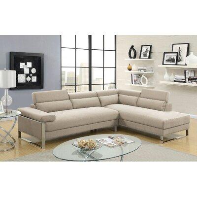 Ketan Ii Sectional Upholstery: Beige