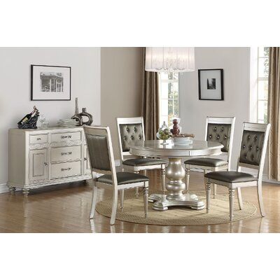 Blumer 5 Piece Dining Set