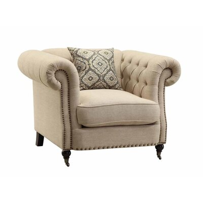 Oribe Chesterfield Chair
