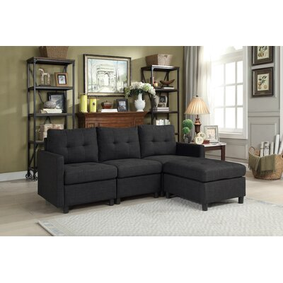 Westerman Modular Sectional with Ottoman