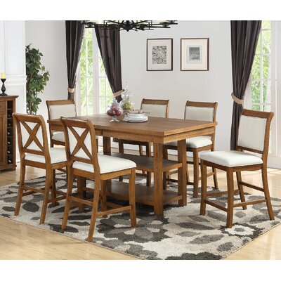 Marine Park 7-Piece Counter Height Dining Set