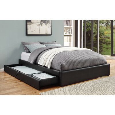 Morningside Upholstered Platform Bed Size: Full