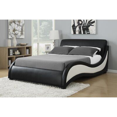 Olveston Upholstered Platform Bed Size: Eastern King