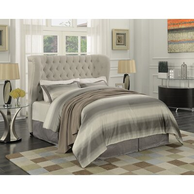 Leilani Upholstered Panel Bed Size: Twine