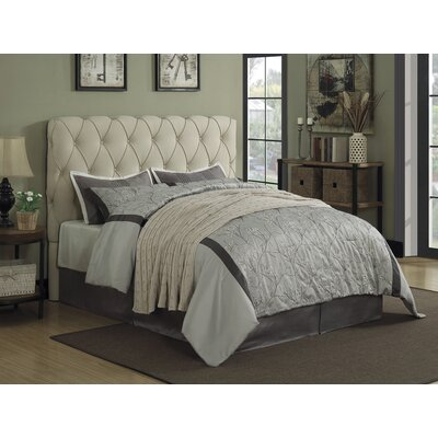 Greig Upholstered Panel Bed Size: Twin