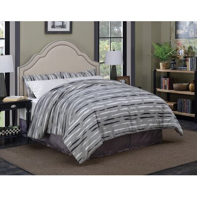 Kemmerer Upholstered Panel Bed Size: Eastern King